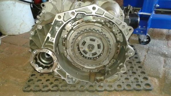 Vw Polo Tsi DSG Gearbox 7 speed