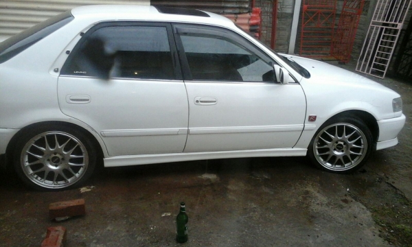 Toyota Corolla Rxi Twin Cam 20v - Cars For Sale